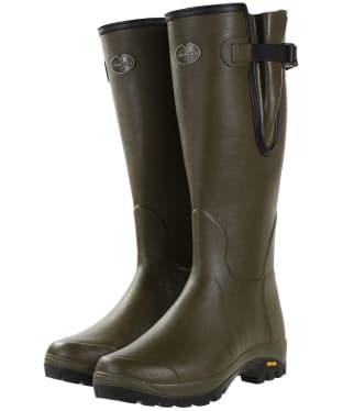 Le Chameau Vierzon Vibram Wellington Boots - Vert Chameau