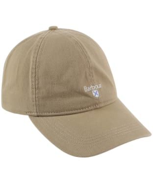 Men's Barbour Cascade Sports Cap - Stone