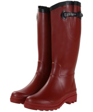 Women's Aigle Aiglentine® Wellingtons - Bordeaux
