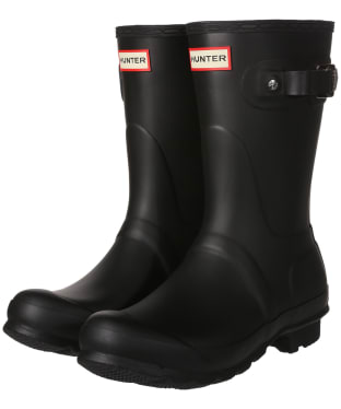 Women's Hunter Original Short Wellington Boots