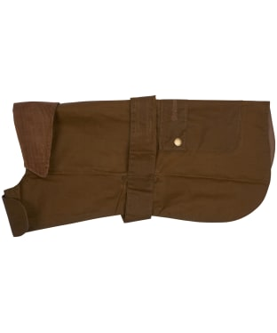 Barbour Lightweight Waxed Dog Coat - Sand
