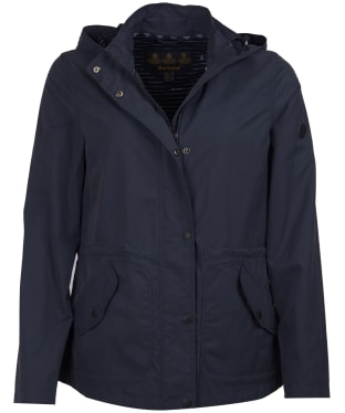 Women's Barbour Deck Casual Jacket - Navy