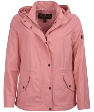 Women's Barbour Deck Casual Jacket - Vintage Rose