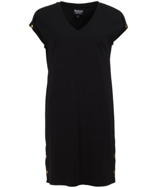Women's Barbour International Pitch Dress - Black