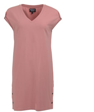 Women's Barbour International Pitch Dress - Rose