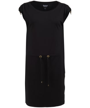 Women's Barbour International Sprinter Dress - Black