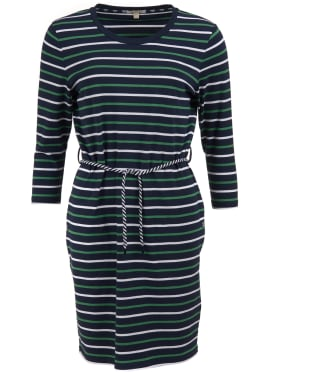 Women's Barbour Applecross Dress - Navy / Clover