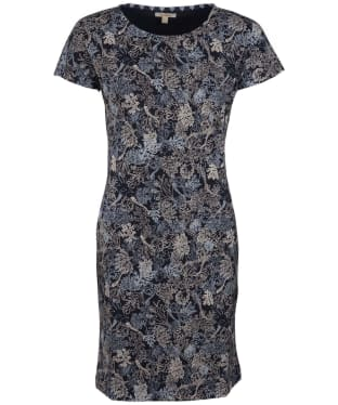 Women's Barbour Pebble Dress - Navy