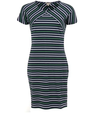 Women's Barbour Littlehampton Dress - Navy