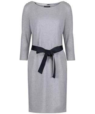 Women's Barbour Globe Dress - Light Grey Marl