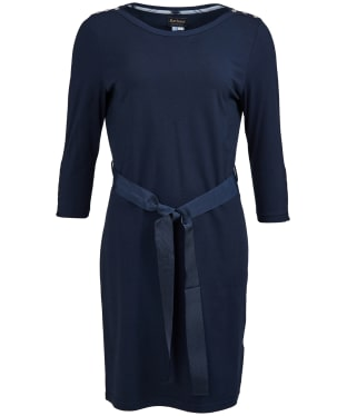 Women's Barbour Globe Dress - Navy