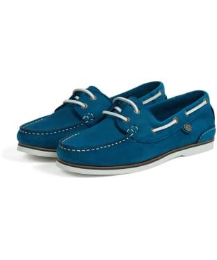 Women's Barbour Bowline Boat Shoes