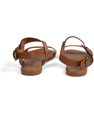 Women's Barbour Sandwood Sandals - Tan
