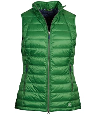 Women's Barbour Deerness Gilet - Clover