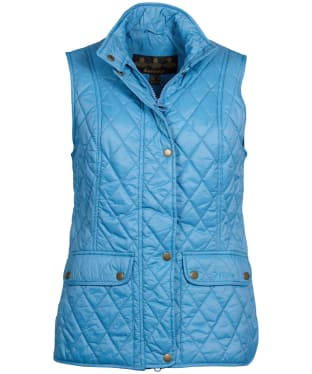 Women's Barbour Otterburn Gilet - Blue Heaven