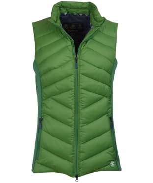 Women's Barbour Pebble Gilet - Clover