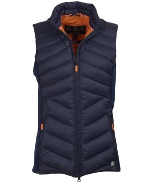 Women's Barbour Pebble Gilet - Navy