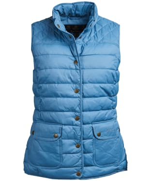 Women's Barbour Dovedale Gilet - Blue Heaven