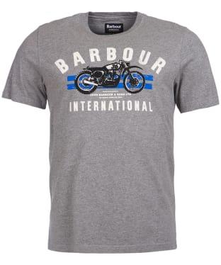Men's Barbour International Bike Stripes Tee