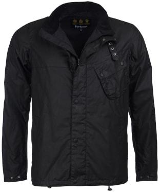 Men's Barbour International Beech Waxed Jacket