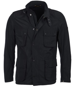 Men's Barbour International Weir Casual Jacket - Black