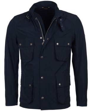 Men's Barbour International Weir Casual Jacket - Navy