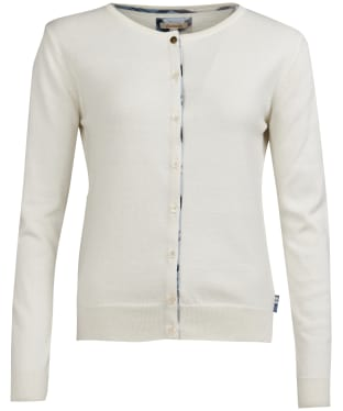 Women's Breedon Knitted Cardigan - Off White
