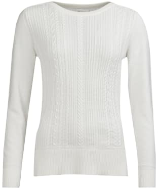 Women's Barbour Hampton Knitted Sweater
