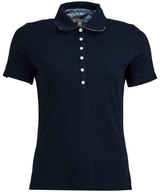 Women's Barbour Portsdown Top - Navy