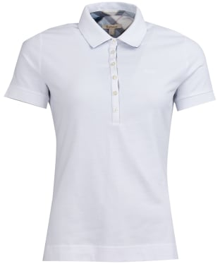 Women's Barbour Portsdown Top - White