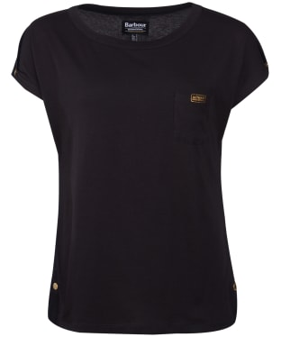 Women's Barbour International Sprinter Top - Black