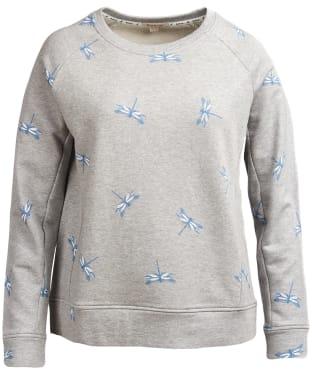 Women's Barbour Wharf Overlayer Sweatshirt