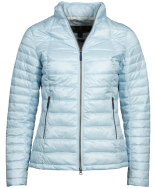 Women's Barbour Daisyhill Quilted Jacket - Powder Blue
