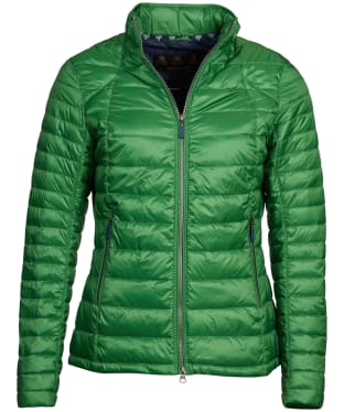 Women's Barbour Daisyhill Quilted Jacket - Clover