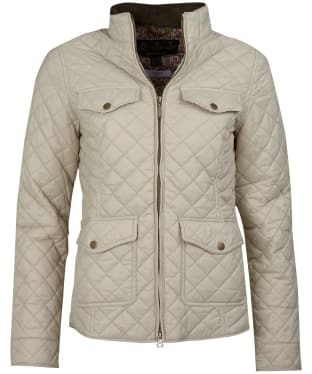 Women's Barbour Liberty Ashlynn Quilted Jacket - Mist