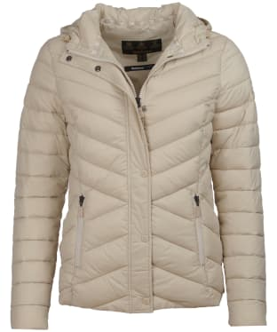 Women's Barbour Isobath Quilted Jacket - Mist