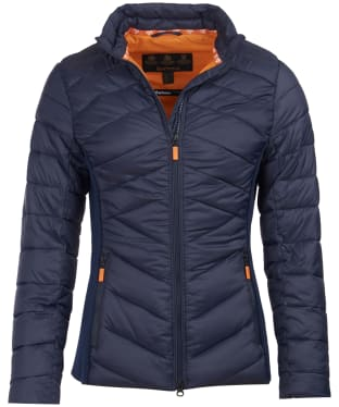 Women's Barbour Longshore Quilted Jacket - Navy