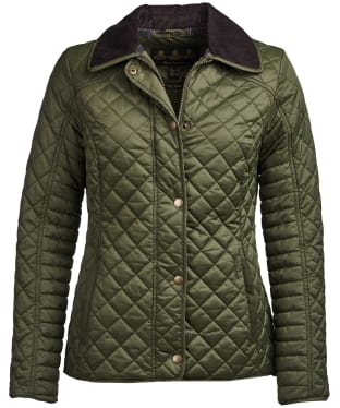 Women's Barbour Hayeswater Quilted Jacket - Olive