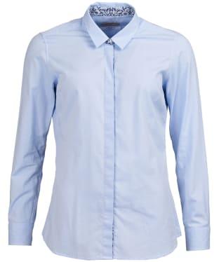 Women's Barbour Liberty Hyde Shirt - Blue