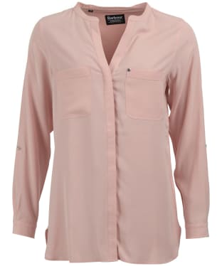 Women's Barbour International Dunsfold Shirt - Pale Rose