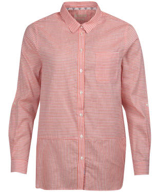 Women's Barbour Seaward Shirt - Marigold