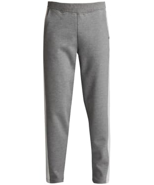 Women's Barbour International Sprinter Trousers - Light Grey Marl