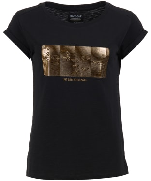 Women's Barbour International Hurdle Tee