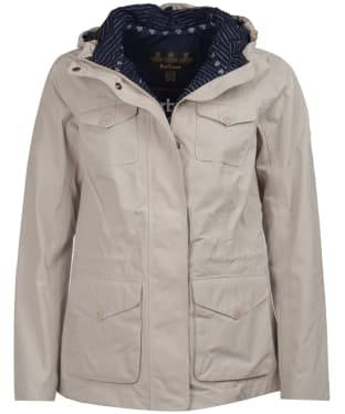 Women's Barbour Appin Waterproof Jacket - Mist