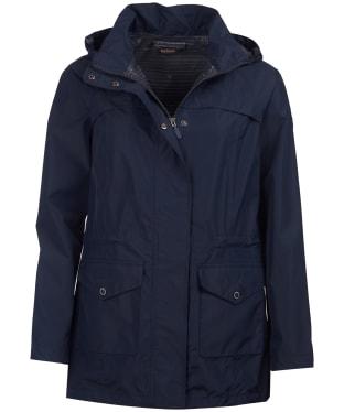 Women's Barbour Dalgetty Waterproof Jacket - Navy