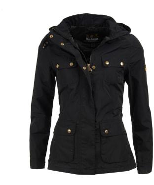 Women's Barbour International Division Waterproof Jacket