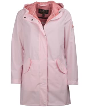 Women's Barbour Seaglow Waterproof Jacket - Vintage Rose