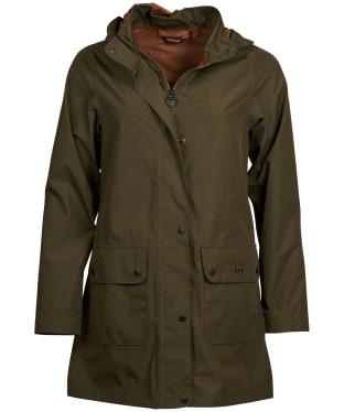 Women's Barbour Inclement Waterproof Jacket - Olive