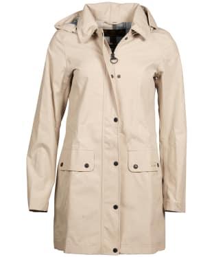 Women's Barbour Undertow Waterproof Jacket - Mist