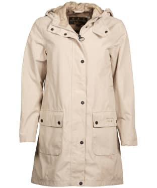 Women's Barbour Barogram Waterproof Jacket - Mist